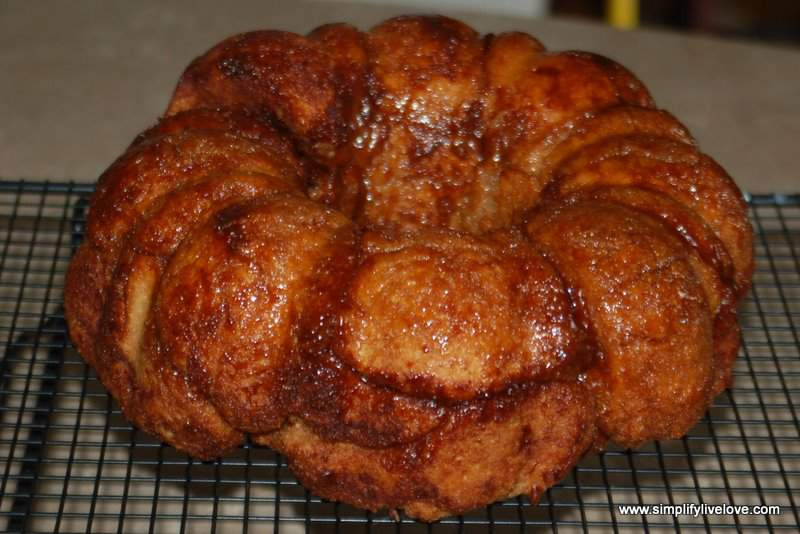 How to Make Monkey Bread with Freshly Ground Flour