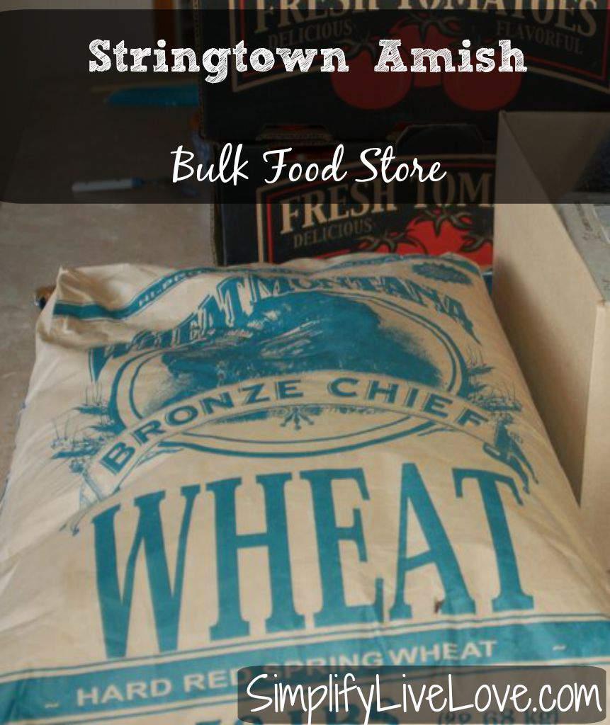 Stringtown Amish Bulk Food Store