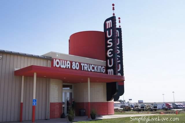 I-80 Trucking Museum