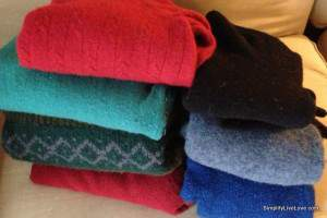 wool sweaters from salvo