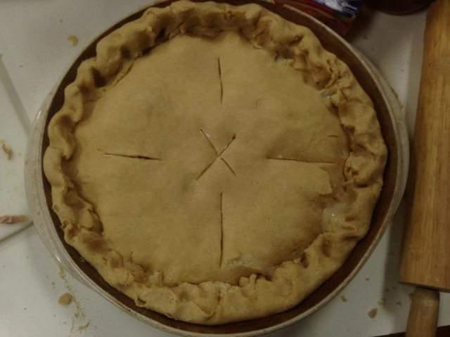hicken Pot Pie from Scratch