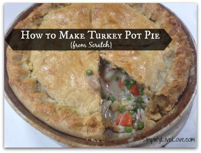 How to Make Chicken Pot Pi