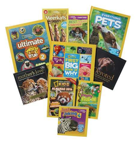 national geographic books for kids and adults ~ review & coupon