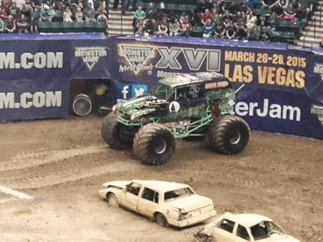 Monster Jam iWireless Center