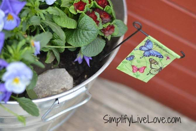 How to Plant a Butterfly Garden in a Pot #Monrovia #ad-003