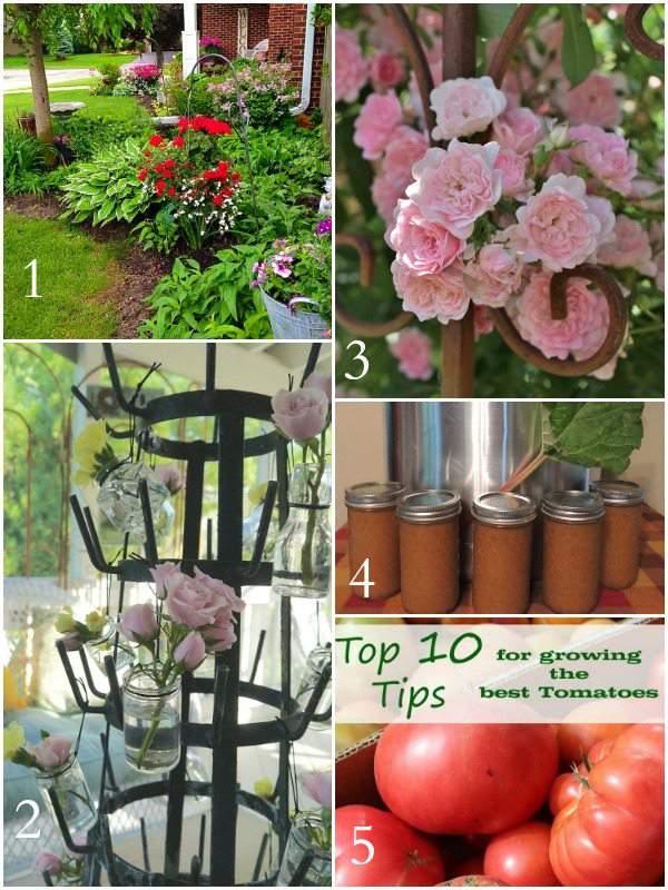 Tuesday Garden Party Features.6-16-15