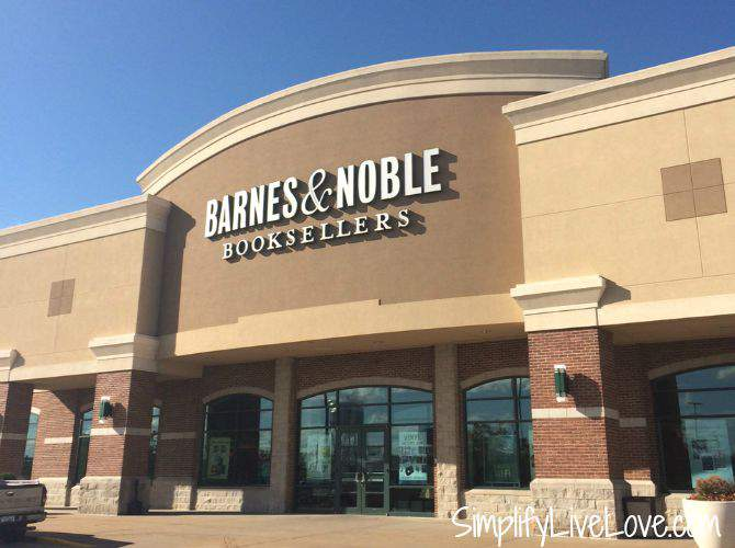 5 Easy Ways to Save Money Homeschooling Barnes & Noble from SimplifyLiveLove.com