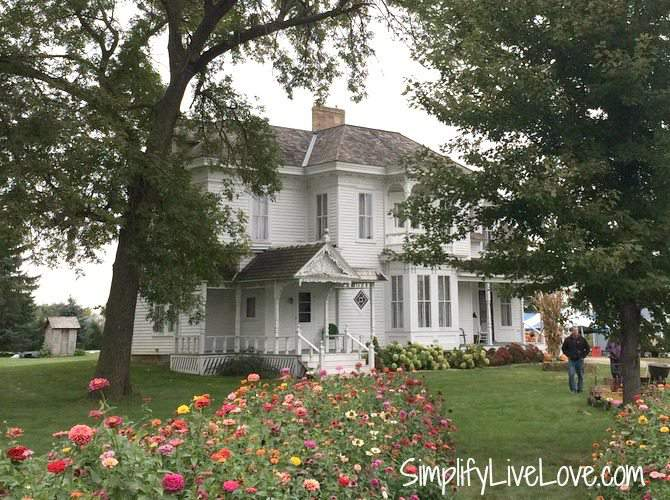 Harriman Nielsen Historic Farm, Hampton, Iowa