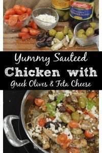One of my Favorite Mediterranean Recipes - Yummy Greek Chicken #MezzettaMemories #ad from SimplifyLiveLove.com