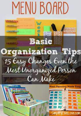 Home organization tips 15 easy changes even the most The most organized home