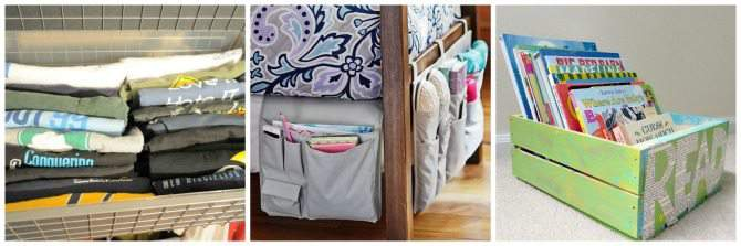 Home Organization Tips - 15 Easy Changes Even the Most Unorganized Person Can Make