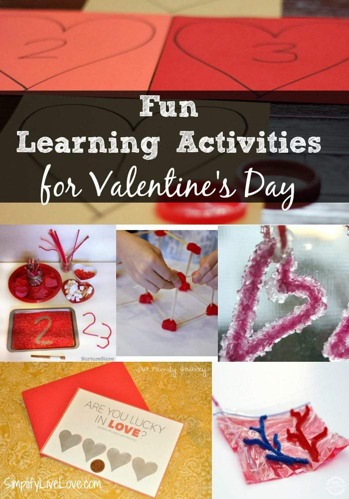 Fun Learning Activities for Valentine's Day