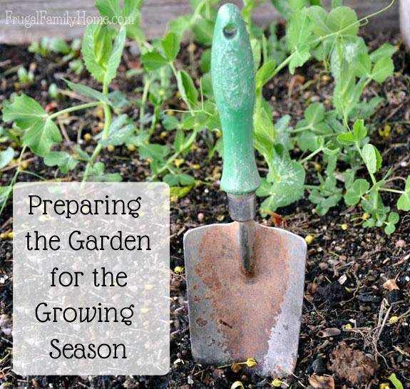 Frugal Family Home Garden Planning Tips