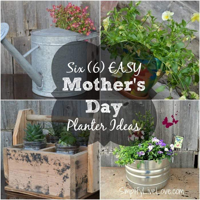 Mother S Day Container Garden Ideas