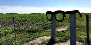 Buddy Holly Crash Site in Clear Lake, Iowa