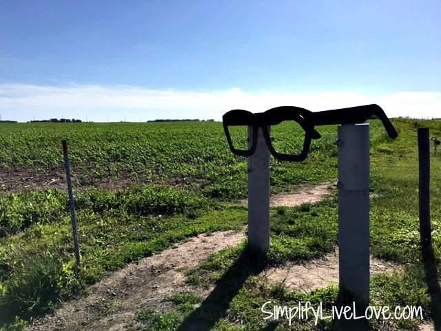 Buddy Holly Crash Site, Clear Lake Iowa