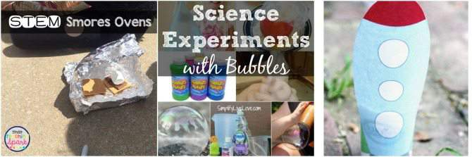 Summer Boredom Buster Ideas for Kids
