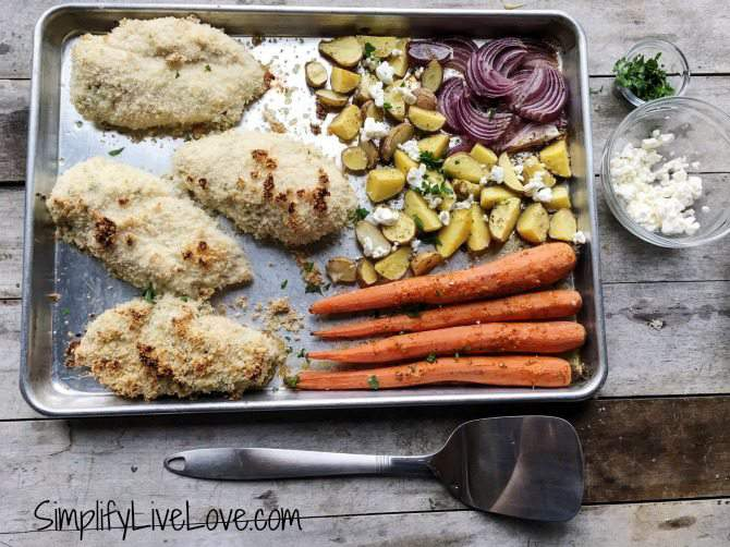 greek-panko-chicken-sheet-pan-meal-family-friendly-sheet-pan-meal