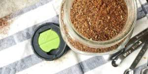 Homemade Taco Seasoning – time saving bulk recipe