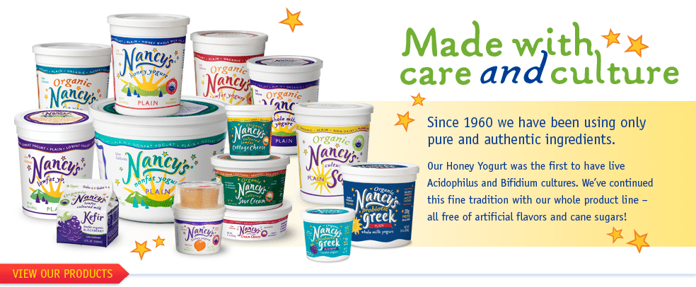 Nancy's Yogurt productpage_feature