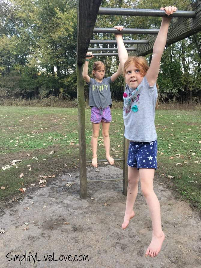 Benefits of Year Round Outdoor Play