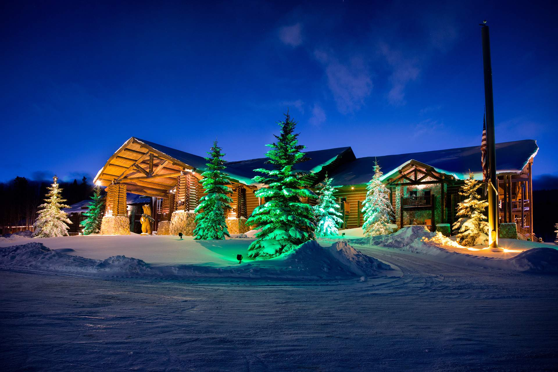 Daniels Summit Lodge Heber Valley Utah