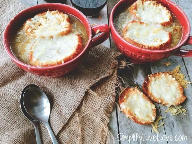 Effortless French Onion Soup from Scratch