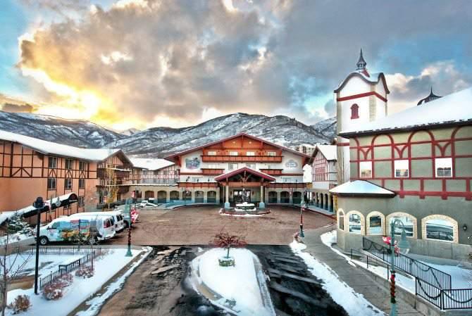 Zermatt Resort in Heber Valley Utah
