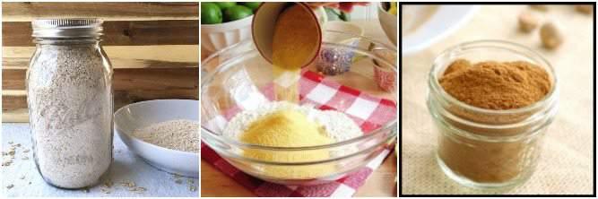 Gluten-Free Baking Blends