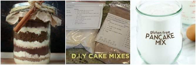 Gluten-Free Baking Mix Recipes