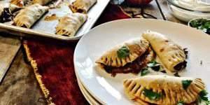 Make Ahead Appetizer Recipe – Baked Taco Empanadas