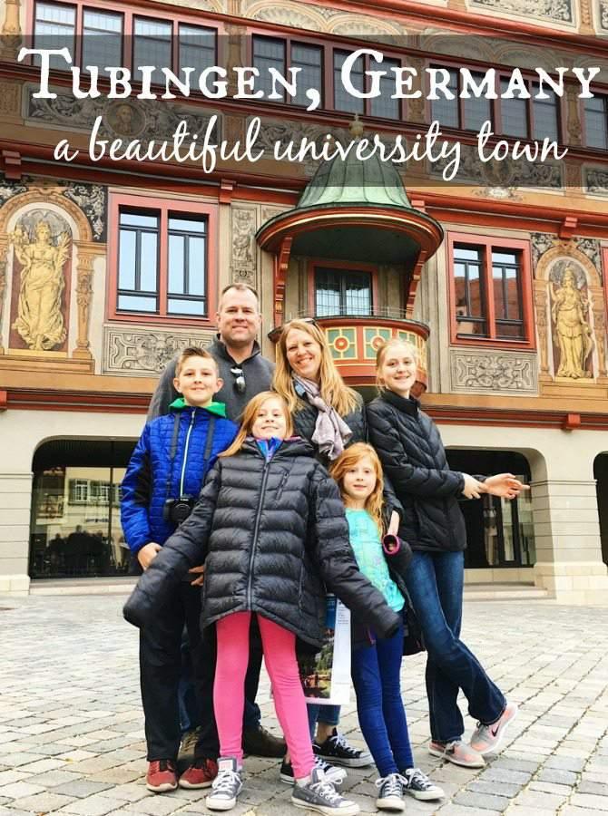 Tübingen, Germany - A beautiful university town