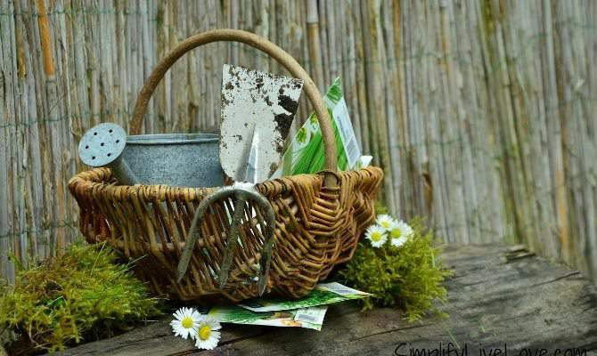 Beautiful & Useful Mother's Day Gift Ideas for Moms Who Garden {& free printable!}