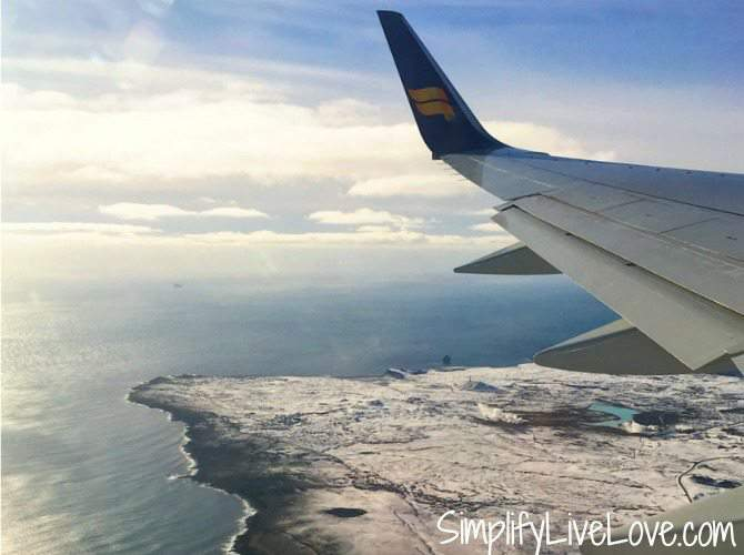 Iceland Air to Europe