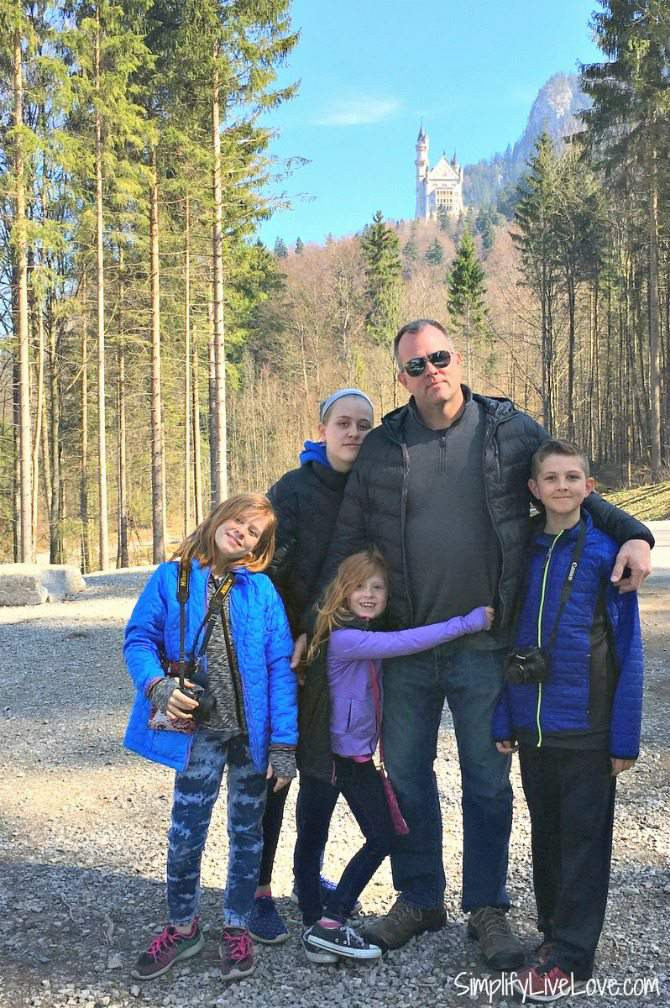 What you need to know about Visiting Neuschwanstein with Kids