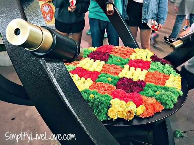 Flower Kaleidoscopes at the minnesota state fair