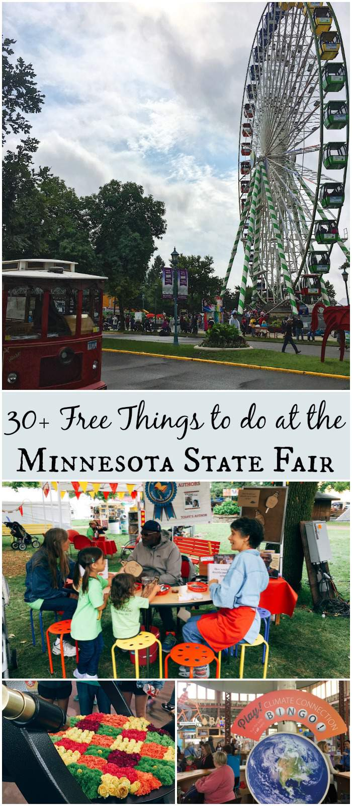 30+ Free Things to do at the Minnesota State Fair