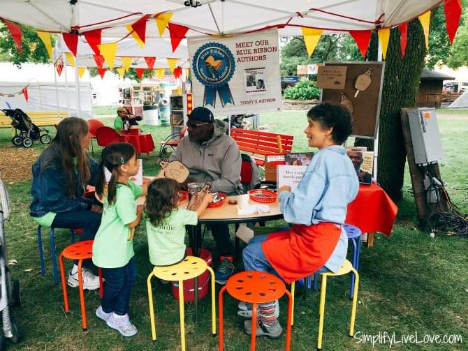Meet with a new children's book author each day in the Alphabet Forest and play lots of interactive learning games.