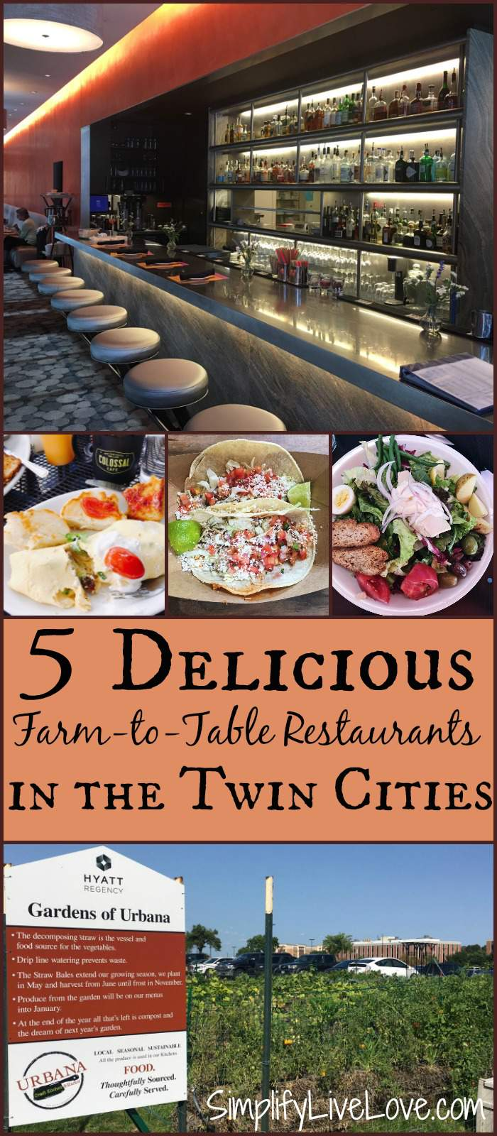 If you're heading to Minnesota, here 5 Delicious Farm-to-Table Restaurants you must try in the Twin Cities. USA