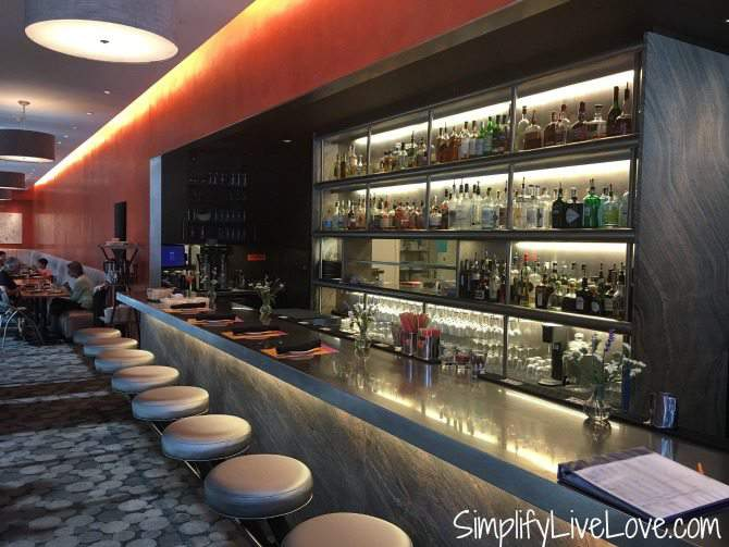 Spoonriver bar and restaurant in downtown Minneapolis